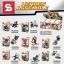 เลโก้จีน SY619 ชุด super heroes The Avengers 2