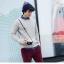 พรีออเดอร์ เสื้อกันหนาวไหมพรมแฟชั่นอเมริกา และยุโรปสไตล์ สำหรับผู้ชาย แขนยาว เก๋ เท่ห์ - Preorder Men American and European Hitz Style Slim Long-sleeved Sweater สำเนา thumbnail 2