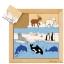 POLAR ANIMAL PUZZLES - ภาพต่อสัตว์ขั้วโลก thumbnail 1