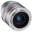 Samyang 8mm f/2.8 Asph IF MC Fisheye CS For Sony E / Fuji X - Silver thumbnail 4