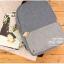USE HOUSE กระเป๋าเป้ พรีเมียม BA054 สีม่วง พร้อมส่ง thumbnail 10