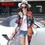 [พรีออเดอร์] เสื้้อเดรสคลุมแฟชั่นเกาหลีใหม่ สำหรับผู้หญิงไซส์ใหญ่ - [Preorder] New Korean Fashion Dress for Large Size Woman thumbnail 2