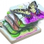 LAYER PUZZLE : BUTTERFLY thumbnail 6