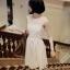 [พรีออเดอร์] ชุดเดรสชีฟองผู้หญิงแฟชั่นเกาหลีใหม่ คอกลม แขนกุด แบบเก๋ เท่ห์ - [Preorder] New Korean Fashion Slim Chiffon Round Neck Sleeveless Dress thumbnail 2