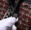 """กระเป๋าสะพายใบใหญ่ สไตล์ Chanel travel tweed bag สินค้านำเข้า กระเป๋าผ้า tweed สไตล์ Chanel coco สวยหรูมีสไตล์มาก ใบใหญ่ ด้านในกว้างมีช่องใส่ของ แยก จะใช้เป็นกระเป๋าถือหรือสะพายก็สวยเก๋ น้ำหนักกำลังดี ดูไฮโซ งานพรีเมียม Size 14 x 8.5"""" thumbnail 5"""