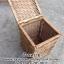ตัวอย่าง ตะกร้าขยะหวายแท้ ถังขยะหวายแท้ thumbnail 15