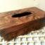กล่องทิชชูไม้มะม่วง ทำสี thumbnail 1