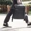 Xiaomi Urban Life style Backpack - กระเป๋าเป้สะพายหลังเซี่ยวมี่ เออร์เบิน ไลฟ์สไตล์ (สีเทาดำ) thumbnail 8