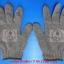 ถุงมือผ้าฝ้ายสีเทา 7 ขีด (700 กรัม) thumbnail 1
