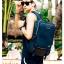 Kling/EXIT Premium Back pack(กระเป๋าเป้ สะพายหลัง) BA048 สีน้ำตาล พร้อมส่ง thumbnail 3