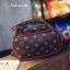 กระเป๋าเป๋แฟชั่น สไตล์ LV Leather Backpack หนัง pu เนื้อดี พิมพ์ลายสไตล์แบรนด์ ดีไซน์ทันสมัย แต่งขอบสีสันตัดกับตัวกระเป๋าดูดีโดดเด่น พร้อมแต่งป้ายโลโก้สีเมทัลลิค เงาล้อมเพชรวิ้งๆ น่ารักมาก ด้านในโล่งกว้าง มีช่องใส่ของซ้ายขวาและช่องซิปด้านนอก วัสดุอย่างดี  thumbnail 9