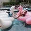 ห่วงยางเล่นน้ํา แพยางหงส์ ขาวสุดฮิต Giant Swan Inflatable งานเมกา thumbnail 7