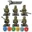 เลโก้จีน New SY 11101 Falcon commandos