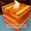 กล่องทิชชูไม้ ขายส่ง thumbnail 8