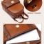 BEIBAOBAO Back packของแท้ (กระเป๋าเป้ สะพายหลัง) BA013 สีน้ำตาลเข้ม พร้อมส่ง thumbnail 10