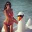 ห่วงยางเล่นน้ํา แพยางหงส์ ขาวสุดฮิต Giant Swan Inflatable งานเมกา thumbnail 8