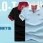 พรีออเดอร์ เสื้อโปโลแฟชั่นอเมริกา และยุโรปสไตล์ สำหรับผู้ชาย แขนสั้น เก๋ เท่ห์ - Preorder Men American and European Hitz Style Slim Short-sleeved Polo Shirt thumbnail 1