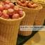 ตะกร้าวางผลไม้ ตะกร้าหวายวางโชว์ผลไม้ ถาดวางผลไม้ thumbnail 39