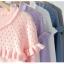 **พรีออเดอร์** เสื้อกันหนาวไหมพรมผู้หญิงแฟชั่นใหม่ แขนยาว แบบเก๋ เท่ห์ / **Preorder** New Fashion Woven Long-sleeved Sweater thumbnail 2