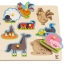 Farm Animals Peg Puzzle thumbnail 2