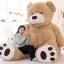 หมีเท็ดดี้แบร์ตัวใหญ่ รุ่น BP050073 ขนาด 2.6 เมตร thumbnail 1