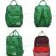 8848 Back pack(กระเป๋าเป้ สะพายหลัง) BA043 สี เขียวโปโล พร้อมส่ง thumbnail 3