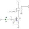 การควบคุมความเร็ว DC motor ด้วย พอร์ท RS-232