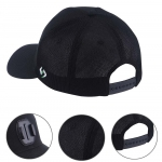 หมวกแก๊ป พร้อม mount GoPro รุ่น H2 ( หลังเป็นตาข่าย )