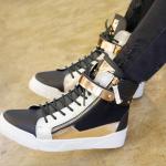 [Pre-Order]รองเท้าผ้าใบแฟชั่นผู้หญิง นำเข้าจากเกาหลีแท้ size 36-40