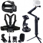Smatree® 9-in-1 Gopro Accessories Kit