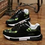 [Pre-Order]รองเท้าผ้าใบแฟชั่นผู้ชาย สไตล์เกาหลี size 39-44
