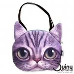 กระเป๋าหน้าแมว เบงกอล