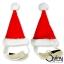หมวกสุนัข คริสมาสต์ สีแดง thumbnail 3