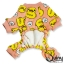 ชุดสุนัข กางเกง ลายเป็ด สีโอรส thumbnail 3