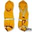 ชุดสุนัข กางเกงกันฝน สีเหลือง thumbnail 2