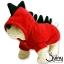 เสื้อสุนัข ก็อตซิล่า สีแดง thumbnail 1