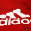 เสื้อสุนัข Adidog สีแดง (Size : S-7XL) thumbnail 3