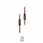 REMAX 3.5 AUX Audio Cable 1000MM Red