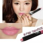 ++Pre order++ 3 CONCEPT Jumbo Crayon #Pink Smoothie
