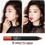 ++Pre order++ 3 CONCEPT Jumbo Crayon #Woman to Woman