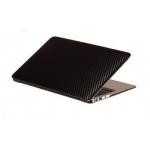 "Carbon Hard Case For MacBook Air 13"" Black"