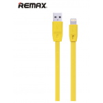 REMAX Lightning to USB Cable Quick Charge&Data 1M Yellow