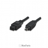 Firewire 800 9pin to 4pin Firewire 400 Cable