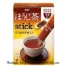 พร้อมส่ง ** AGF Hojicha Stick ชาโฮจิ (ชาโฮจิคือชาเขียวอบมีกลิ่นหอม) มาในรูปแบบซองแยก ชงสะดวกแค่ฉีกซองแล้วเติมน้ำร้อน ชงได้ทั้งร้อนและเย็น บรรจุ 12 ซอง