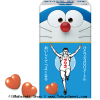 พร้อมส่ง ** Glico STAND BY ME Doraemon ลูกอมกูลิโกะรูปหัวใจ โดราเอมอน แถมฟิกเกอร์ตัวการ์ตูนโดราเอม่อนในกล่อง นำมาเล่นเป็นซีนสนามเด็กเล่นแบบ 3D ด้วยมือถือได้