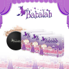 BABALAH PRESSED POWDER แป้งพัฟฟ์ซิลิโคน 3 กล่อง