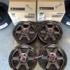 Rays wheel TE37 15x7+35 4-100