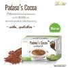 Padaso's Cocoa (พาดาโซ่ เอส โกโก้) ทางเลือกใหม่ของคนอยากหุ่นดี โกโก้ปรุงสำเร็จเพื่อความควบคุมน้ำหนัก และดูแลรูปร่าง