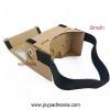 Google Cardboard แบบกระดาษ มีสายรัด