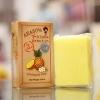 ++พร้อมส่ง++สบู่สับปะรด Pineapple Soap AHA80%